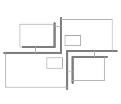 Estudio carme pin s for Oficinas caixa malaga